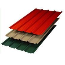 PPGI Coils Price / PPGI para chapas onduladas / grado Ccgc bobinas de acero
