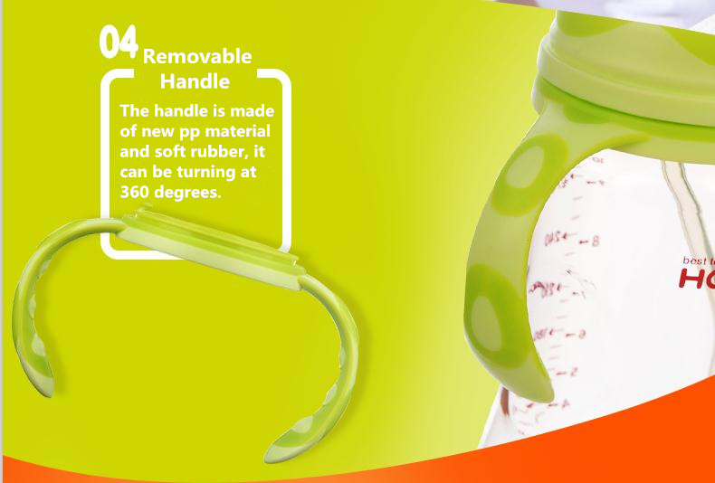 BPA Free Nursing Bottle