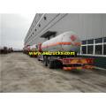 20000L 10 Wheel LPG Delivery Tank Trucks