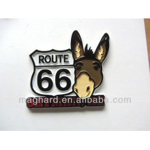 Cartoon 3D PVC fridge magnets