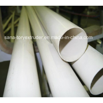 16-630mm Plastic PVC Pipe Making Machine