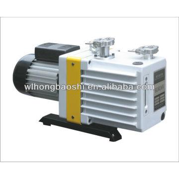 220v / 380v grande pompe à vide d'air industrielle blanche