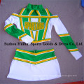 2017 Spandex Cheerleading Langarm Uniformen