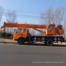 Grúa móvil 2017 del camión de las ventas calientes en el fabricante de China