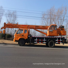 2017 Hot Sales Mobile Truck Crane in China Manufacturer
