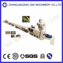 Machine d'extrusion de tuyauterie PPR hautement efficace et performante, ligne de production / machine à fabriquer