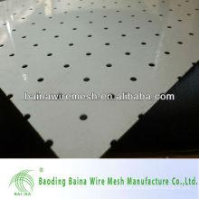 Malha perfurada / malha metálica perfurada (preço de fábrica) fabricada na China