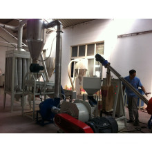 PVC Plastic Crushing and Milling Line