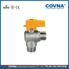 1 gas ball valve Gas ball valve gas valve types with butterfly handle