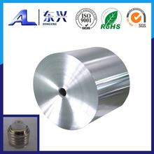 Bande d'aluminium pour lampe