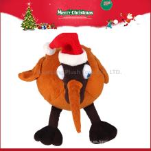 Venta al por mayor peluche Talking Love Birds Plush Ostrich Toy para Navidad 2016