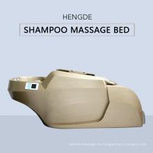 peluquería cama de masaje / champú masaje silla cama