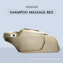 hair parlor massage bed / shampoo massage chair bed
