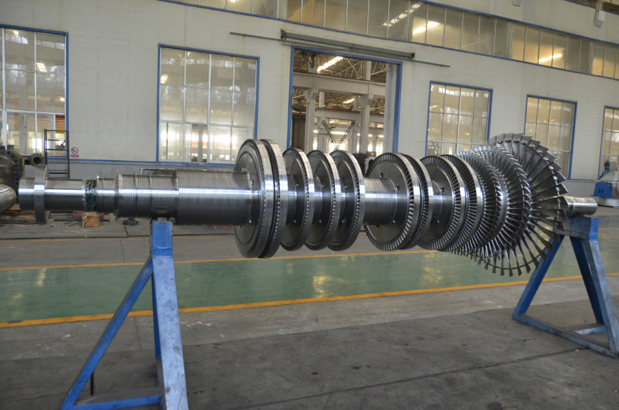 Impulse Reaction Turbine 1