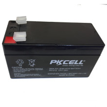2016 12V 1.2Ah lead acid battery AGM big capacity UPS car battery 12V 1.2Ah lead acid battery AGM big capacity UPS car battery