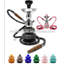hot new products for 2014 Good quality New design 2 hose 3 hose 4 hose Modern glass design maya Hookah