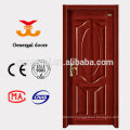 Melamine interior single wooden door design