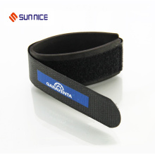 Black and White Ski Strap for Outdoor Sports