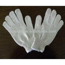Износостойкие трикотажные рабочие перчатки