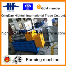 Industry Steel Storage Grain Silo Roll Forming Machine