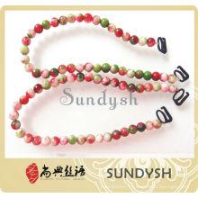 Bijoux de bande de soutien-gorge de perle d'eau douce de mode