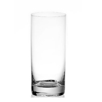 Прозрачное прозрачное стекло для кристаллов сока 13oz