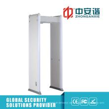 Bank / Regierung / Gewerbegebäude Sicherheit Portable Metalldetektor