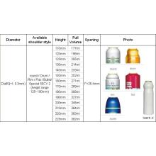 Best Selling Aerosol Cans (BN-Aerosol can-Dia50mm)