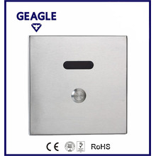 Capteur d'urinoir avec électrovanne évacue capteur accessoires de toilette purgeur d'urinoir ZY-1066A / D / AD