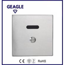 Датчик писсуара с датчиком соленоида промывного клапана туалетные принадлежности мочалка ZY-1066A / D / AD