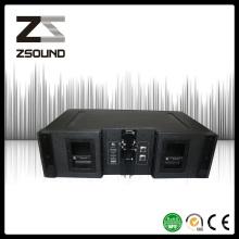 Zsound жел двойной 12 дюймов Линейный массив динамик