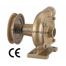 Pompe à eau centrifuge Cast Iron Marine Sea pour le marché philippin