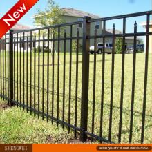 Heavy Duty Welded Steel Fence Panels Design