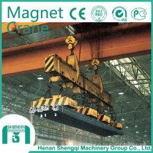 2016 Shengqi Manufacturer 5-50 tonelada grúa de arriba del imán de elevación