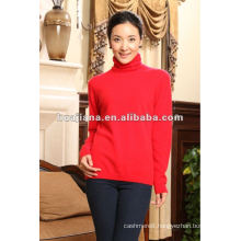 Top grade women Inner Mongolia cashmere sweater
