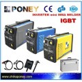 CE genehmigt kleinen Inverter IGBT DC Elektrodenschweißgerät tragbare Schweißmaschine