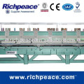 richpeace automatic wall paper embroidery machine