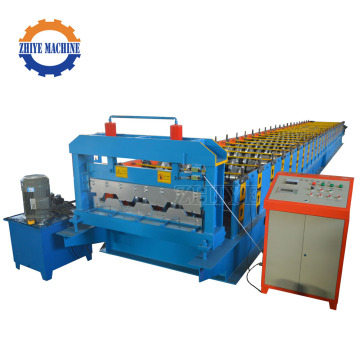 Line Metal Deck Roof Cold Rolling Forming Line