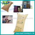 Kraft Paper and PP Woven Dunnage Air Bag for Transport