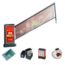 High Quality Parking System Automatic Barrier Gate