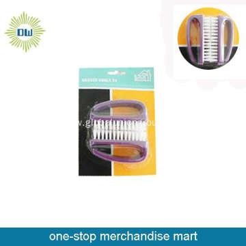 2 in 1 High Quality Nail Brush Wholesale