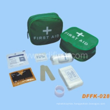 Travel First Aid Kit for Basic Treatment (DFFK-028)