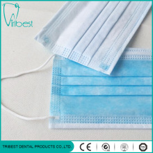 Disposable Surgical Three Ply Ear-Loop Face Mask