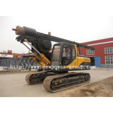 Multifunction Mini Crawler Pressure Rotary Drilling Rig (NPCP 20)