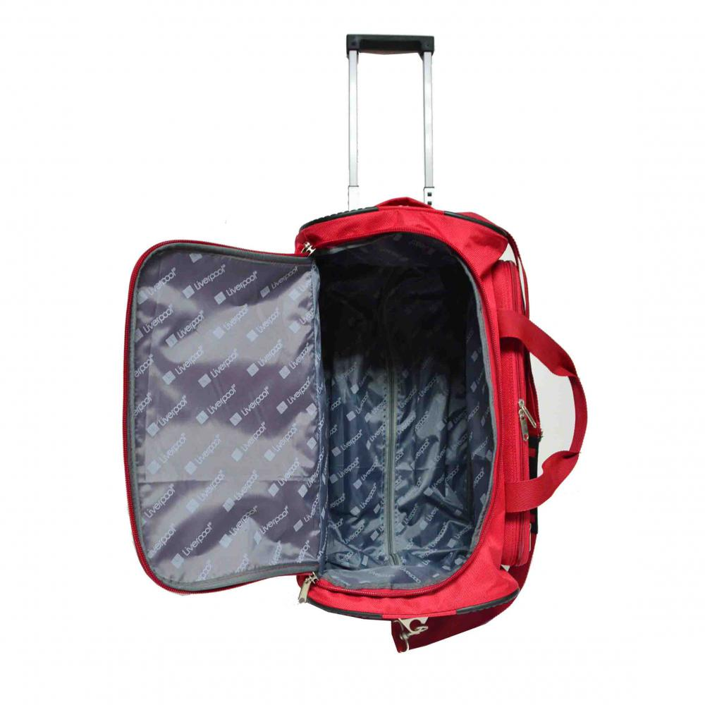 Red Travel Duffle Bag