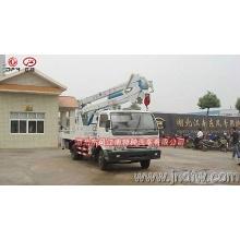 Hydraulic Boom Aerial Work Platform Manlift Truck