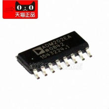 BZSM3-- ADM202EA SOP16 RS-232 interface (genuine original) Electronic Component IC Chip ADM202EARNZ