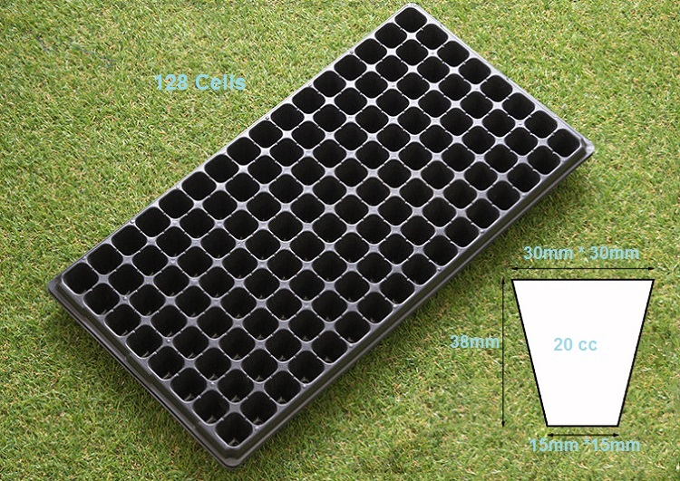 seedling tray 128
