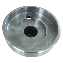 OEM Investment Casting Stainless Steel Trailer Hub with Polishing