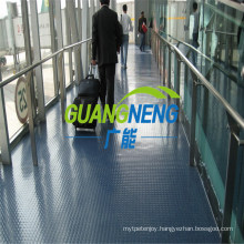Colorful Anti Slip Subway Bus Coin Rubber Flooring/Sports Rubber Flooring
